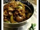 Reasons to be happy - Kadai Mutton Curry