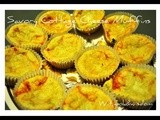 Savory Cottage Cheese Muffins and a delight