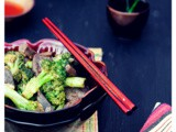 Easy, Healthy Weeknight Fix – Beef and Brocolli Stir Fry