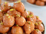 Lokaymat, Ramadan Favorite Middle Eastern Sweet Dumplings