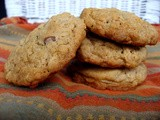 Basic Oatmeal Cookies