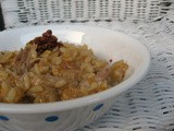 Duck and Chorizo Risotto