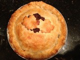 Tourtière (French Canadian Meat Pie)