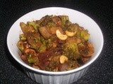 Broccoli Mushroom Curry