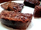Beetroot chocolate cake ( Eggless , no butter )