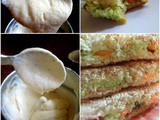 Eggless mayonnaise ( low fat )
