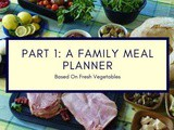A Family Meal Planner Based On Fresh Vegetables