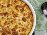 Baked Tortellini Souffle For An Indulgent Dinner Party