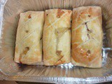 Beef Sausage Hand Pie Recipe