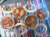 Caramelized Peach Jam