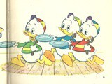 Cooking for Huey, Dewey, and Louie