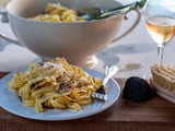 Pasta With Black Truffle Recipe