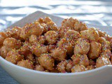 Traditional Struffoli Recipe With Cognac