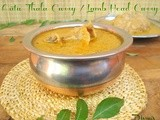 Aatu Thala Curry / Lamb Head Curry