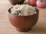 Butter Pulao | Pulao Without Vegetables | Butter Rice