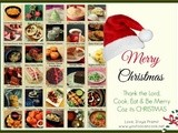 Christmas Recipes | New Year Recipes |  Indian & South Indian Christmas Recipes Included | 100 Christmas Recipes