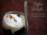 Coffee Delight | Cold Coffee With Jellies