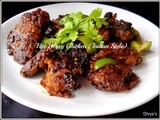Hot Honey Chicken (Indian Style) & Update regarding 'The Master Chef Contest'
