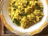 Keerai Paruppu Sadham | Drumstick Leaves Lentil Rice | Paasi Paruppu Keerai Sadham | Recipes For Pregnant Women