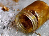 Mango Jam Recipe | Mango Jam Without Pectin Or Preservatives | Vegan Mango Jam | Homemade Mango Jam | How to Make Mango Jam At Home