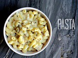 Pasta In White Sauce Recipe | White Sauce Pasta | Creamy Pasta With Chicken | Italian Pasta Recipe | Basic Pasta Recipe | How To Make Pasta