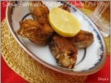 Simple Barracuda Fish Fry / Sheela Fish Fry