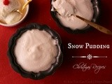 Snow Pudding | Egg White Pudding | Christmas Dessert | Christmas Recipes
