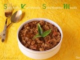 Spicy Mutton Kothu Kari Masala / Spicy Kheema Masala