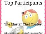 Top Participants Of  The Master Chef Contest