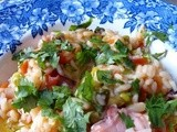 Octopus Risotto in 30 minutes