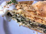 Two Recipes for a Summer of Phyllo Vegetable Pies