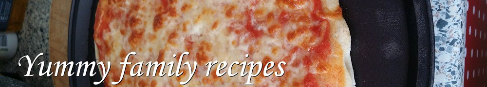 Very Good Recipes - Yummy family recipes