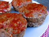 Muffin-tin meatloaf
