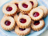 Vegan Jammy Dodgers