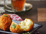 {Ramadan Special} – Fried Mac'n'Cheese Balls by Sadia of 'Savory & Sweet Food'