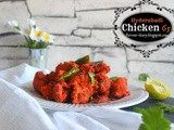 {Ramadan Special} – Hyderabadi Chicken 65 by Nisa of 'Flavour Diary'
