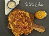 {Ramadan Special} – Roti John by Kishorah Zaufer of 'a Tablespoon of Love'