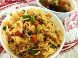 Schezwan Fried Rice | Indo Chinese Recipe