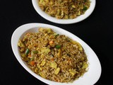 Egg fried rice recipe | how to make egg fried rice spicy