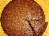 Eggless chocolate cake recipe in pressure cooker, eggless cake without oven