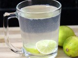 Lemon water for weight loss, benefits of lemon water
