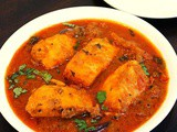 Masala fish gravy recipe, fish recipes