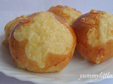 Butter Cheese Buns