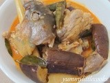 Thai Style Curry Fish