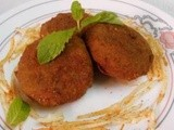 Soya and Vegetable Cutlets