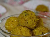 Coconut ladoo | sweets