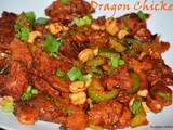 Dragon chicken | Restaurant style