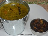 Keerai masiyal | methi dal