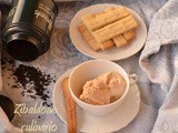 Il mio Gelato all' Earl Grey Tea con shortbread cookies per Il Club del 27