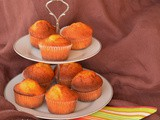 Muffin di carote e yogurt